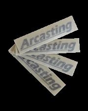 Zestaw naklejek do felg Arcasting ZAR i Excalibur