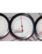 Wskaźnik turbo Red Spec 0-3bar