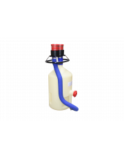 Butla do tankowania prosta 2 cale podwójna