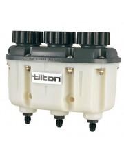 Zbiornik płynu Tilton trójkomorowy AN4