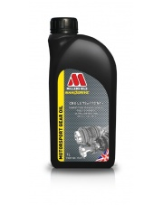 Olej przekładniowy Millers Oils Motorsport CRX LS 75w110 NT+