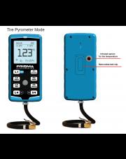 Manometr z pirometrem i stoperem - czujnik na podczerwień