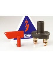 Wyłącznik prądu dwubiegunowy wraz z linką OMP