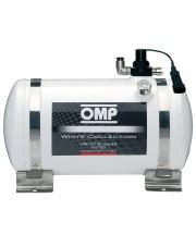 System gaśniczy OMP elektryczny, aluminiowy FIA 4.25 litra