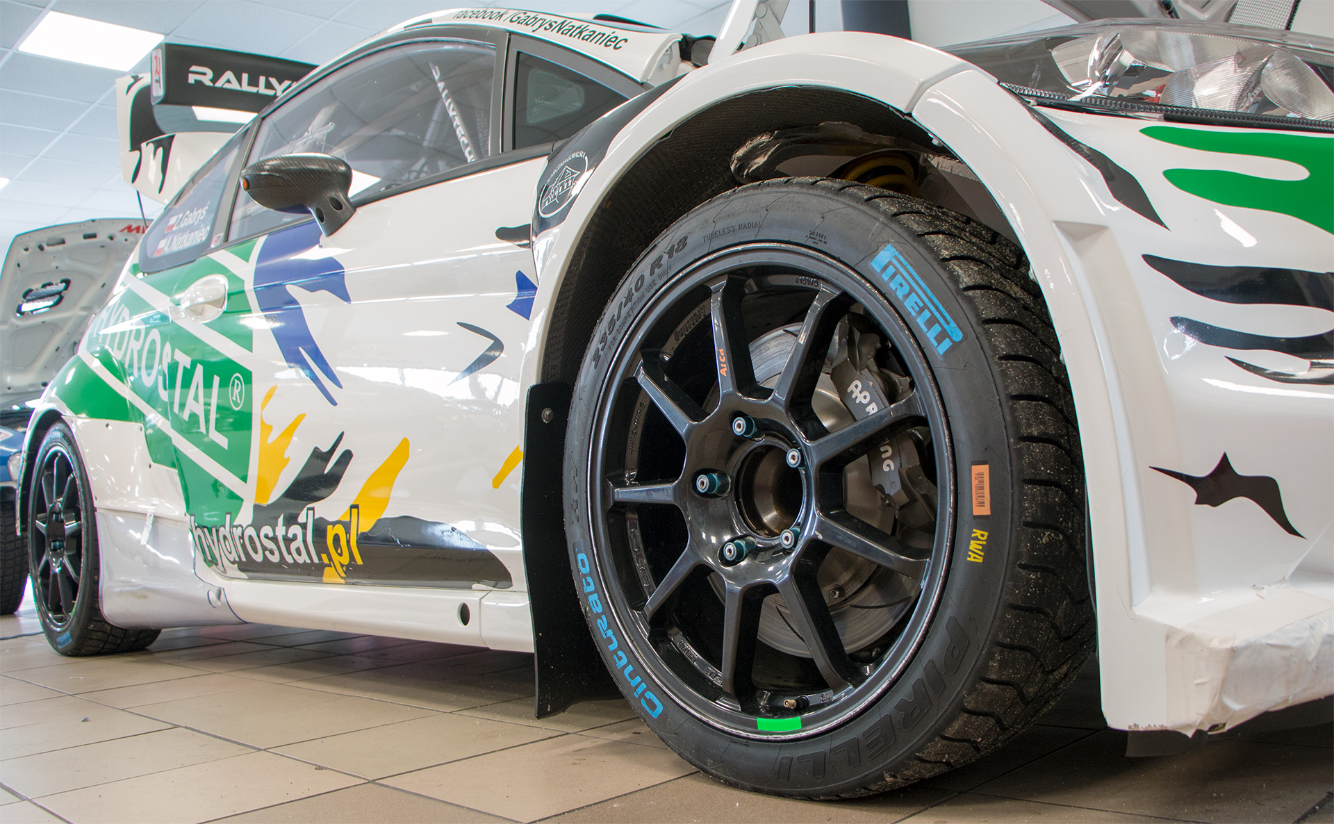 Felgi Ford Fiesta R5